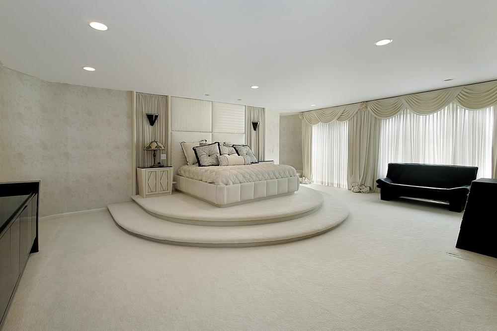 Luxury Platform Bed