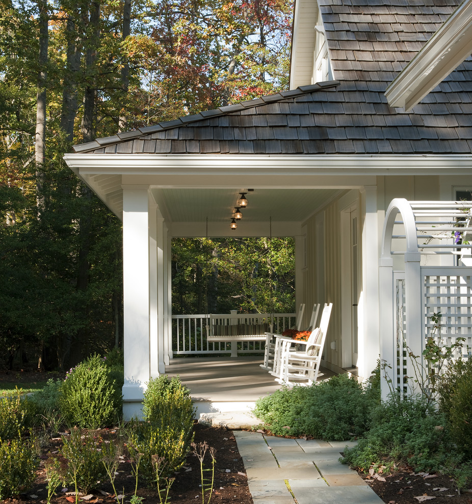 How to Design Front Porch Designs for Ranch Style Homes ... on Back Deck Ideas For Ranch Style Homes  id=39651