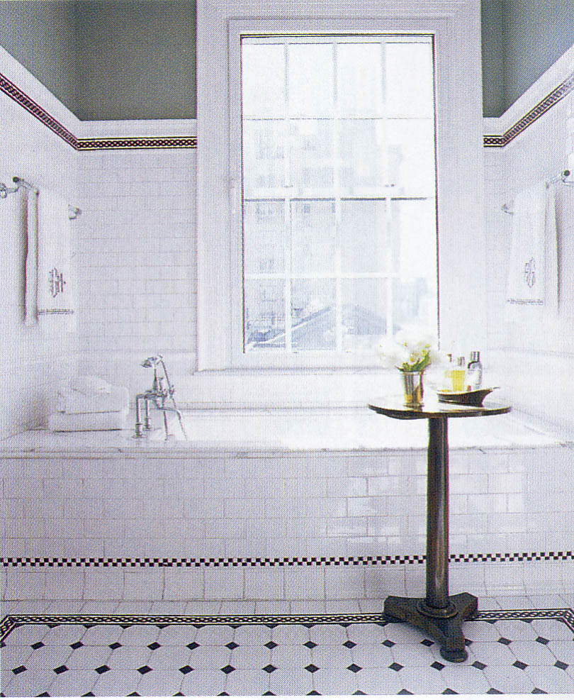 How to Choose the Best Subway Tile Sizes to Get the ... on Bathroom Ideas Subway Tile  id=63674