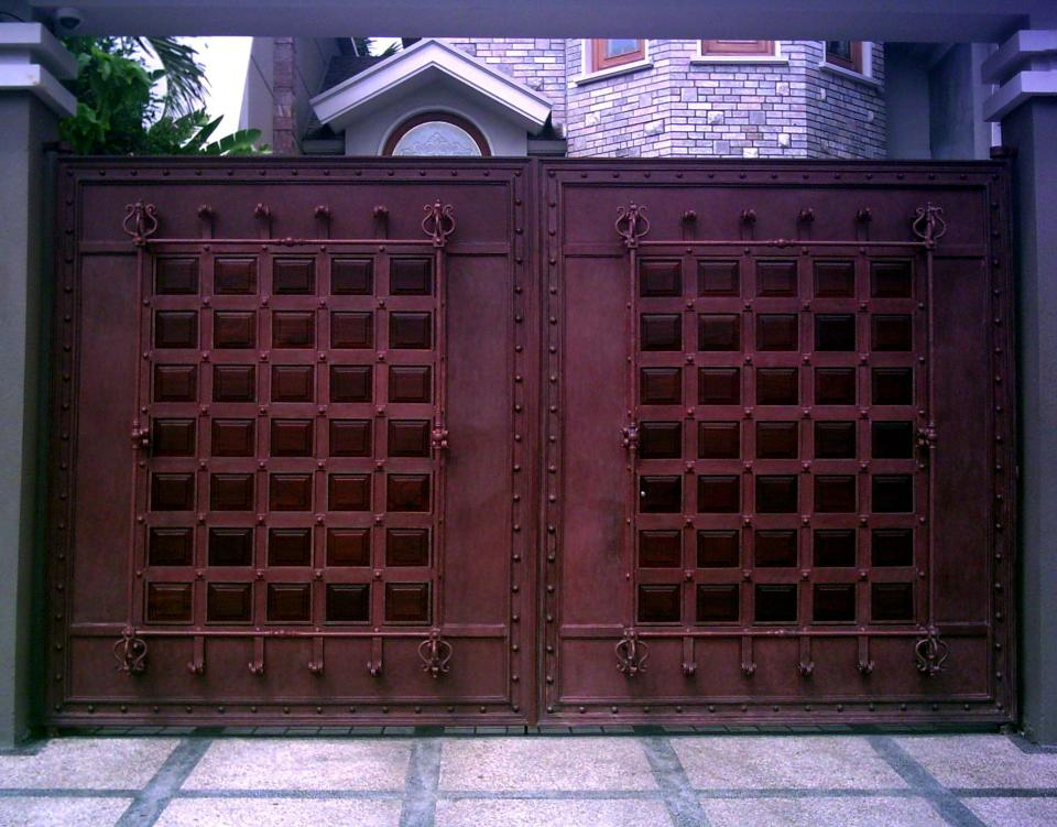 Iron Gate Designs for Homes | HomesFeed on Iron Get Design  id=82450