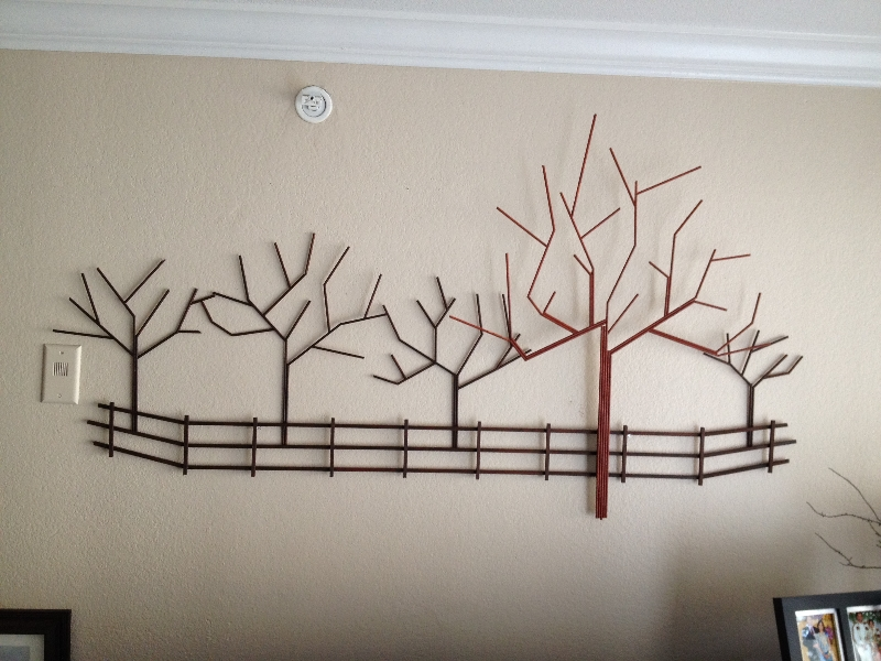 Awesome Wall Art Ideas for Contemporary Home Style   HomesFeed on Creative Wall  id=59868