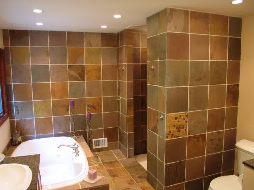 Walk In Shower Without Door In Recent Homesfeed