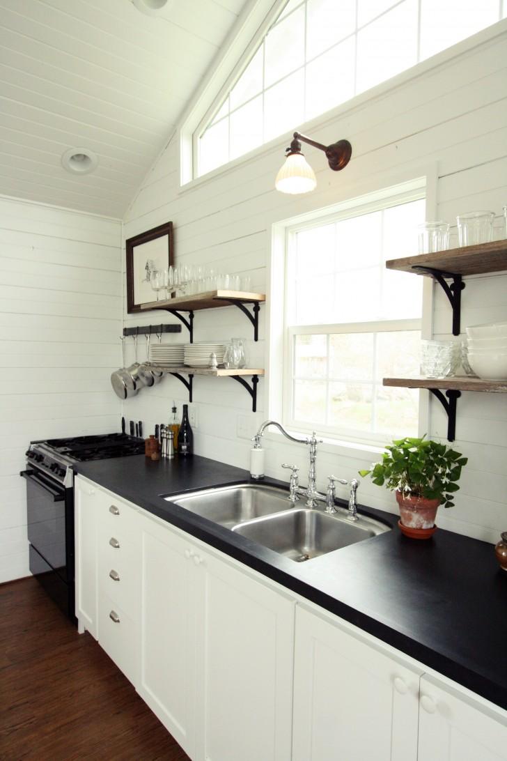 Over Kitchen Sink Lighting Ideas - HomesFeed on Kitchen Sink Ideas  id=76528
