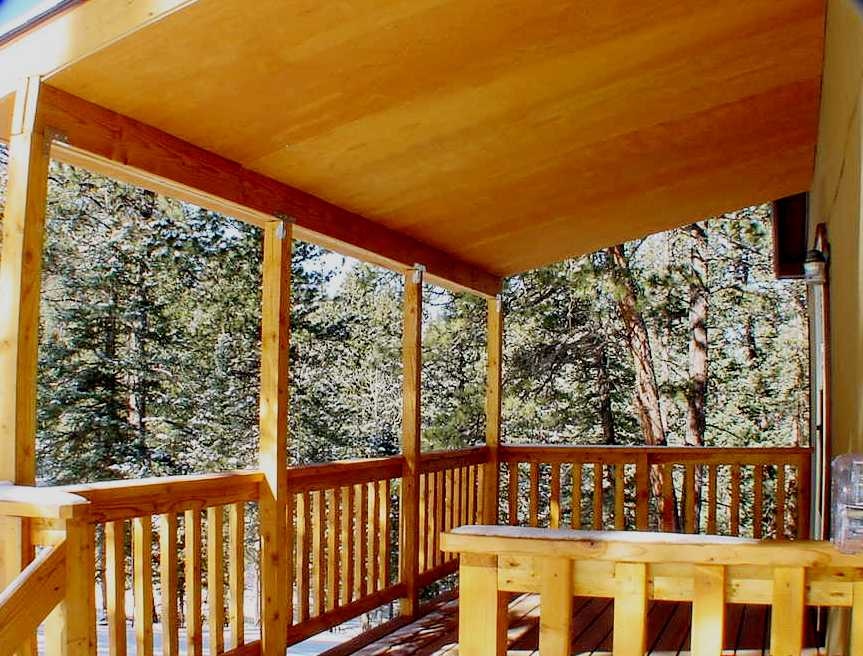 Deck Cover Ideas - HomesFeed on Deck Cover Ideas  id=86118