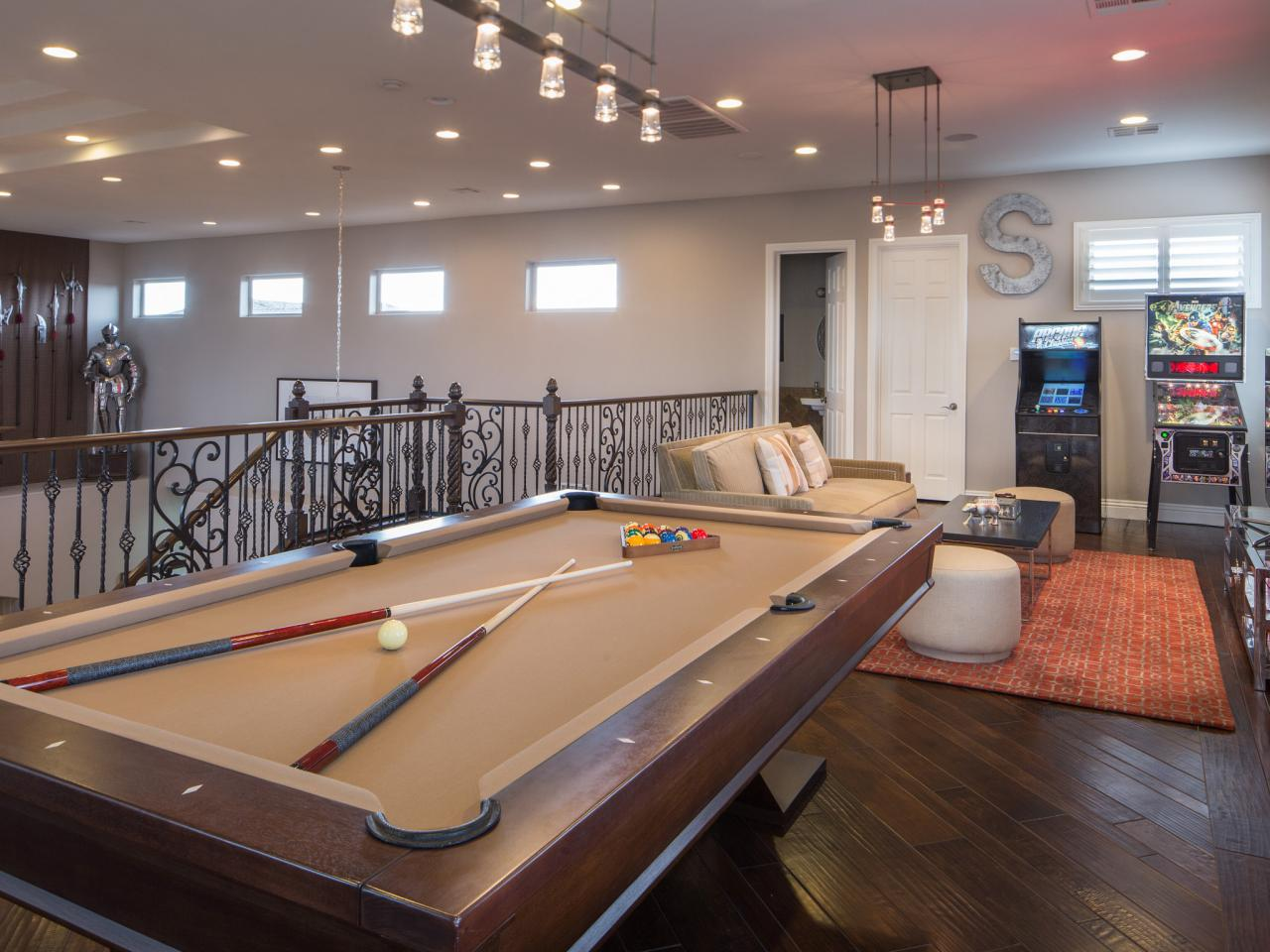 There are some surprising ways to accomplish building on to your home. A Game Room for Adult That Will Make Your Leisure Time ...