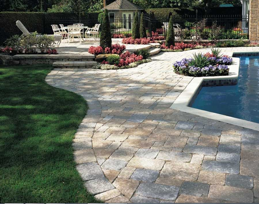 How to Calculate Brick Pavers for a Patio? - HomesFeed on Brick Paver Patio Designs  id=11599