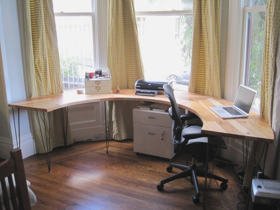 How To Transform A Busy Office Into The Adorable One With