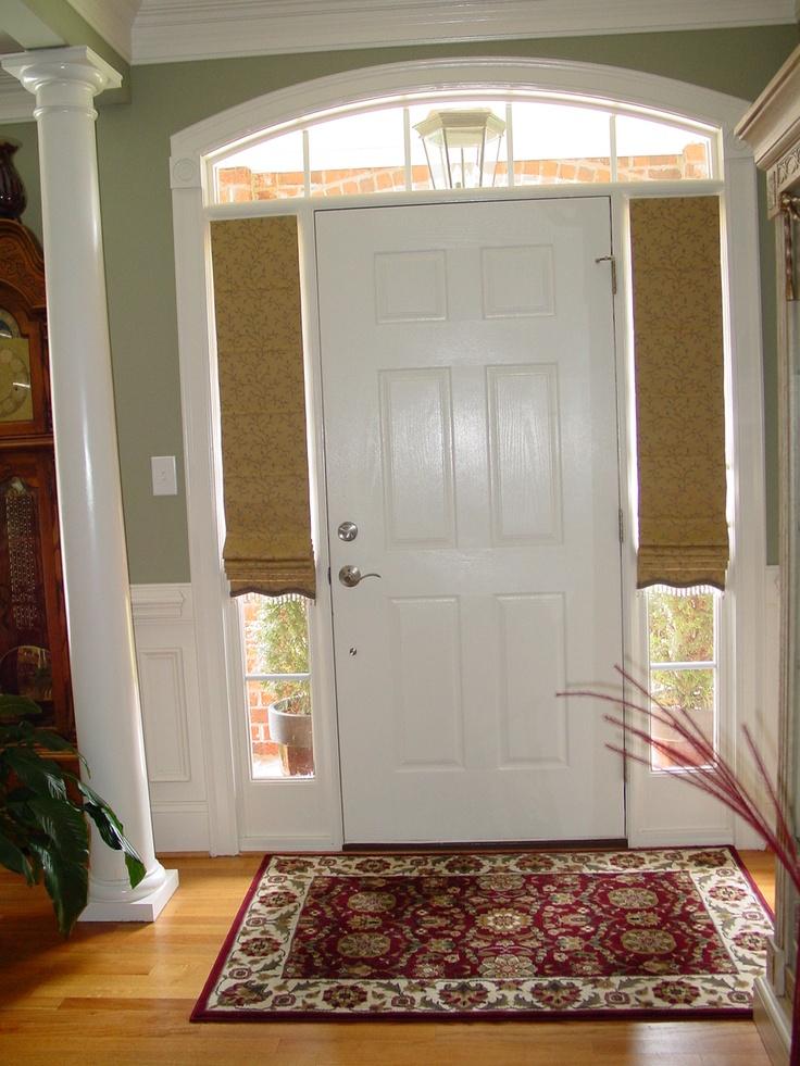 Decorative Patio Door CurtainsClassic French Casement