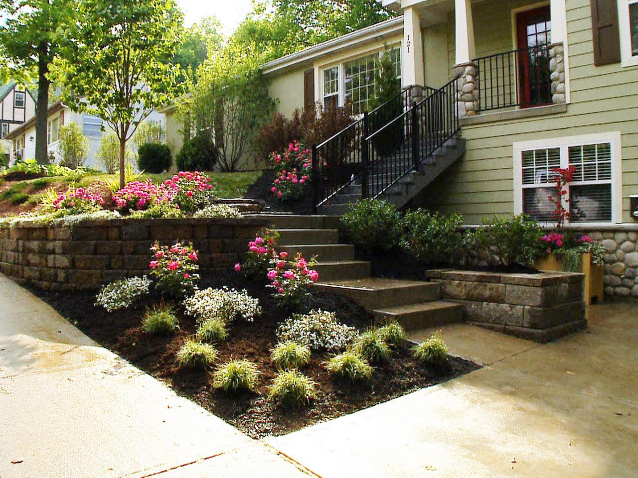 Inspiring Landscaping Ideas That Create Beautiful and ... on Backyard Landscaping Near Me id=98839