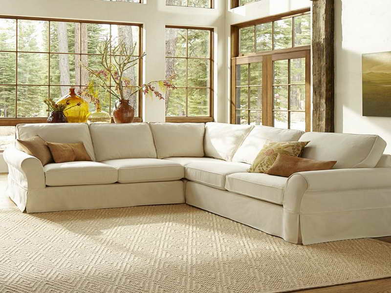 Pottery Barn Sofa Which Will Make Your Living Room Extremely : sectional pottery barn - Sectionals, Sofas & Couches