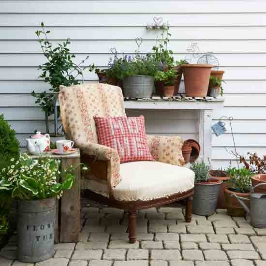 Country Garden Magazine: Source of A Lot Of Inspiring ... on Country Patio Ideas id=47908