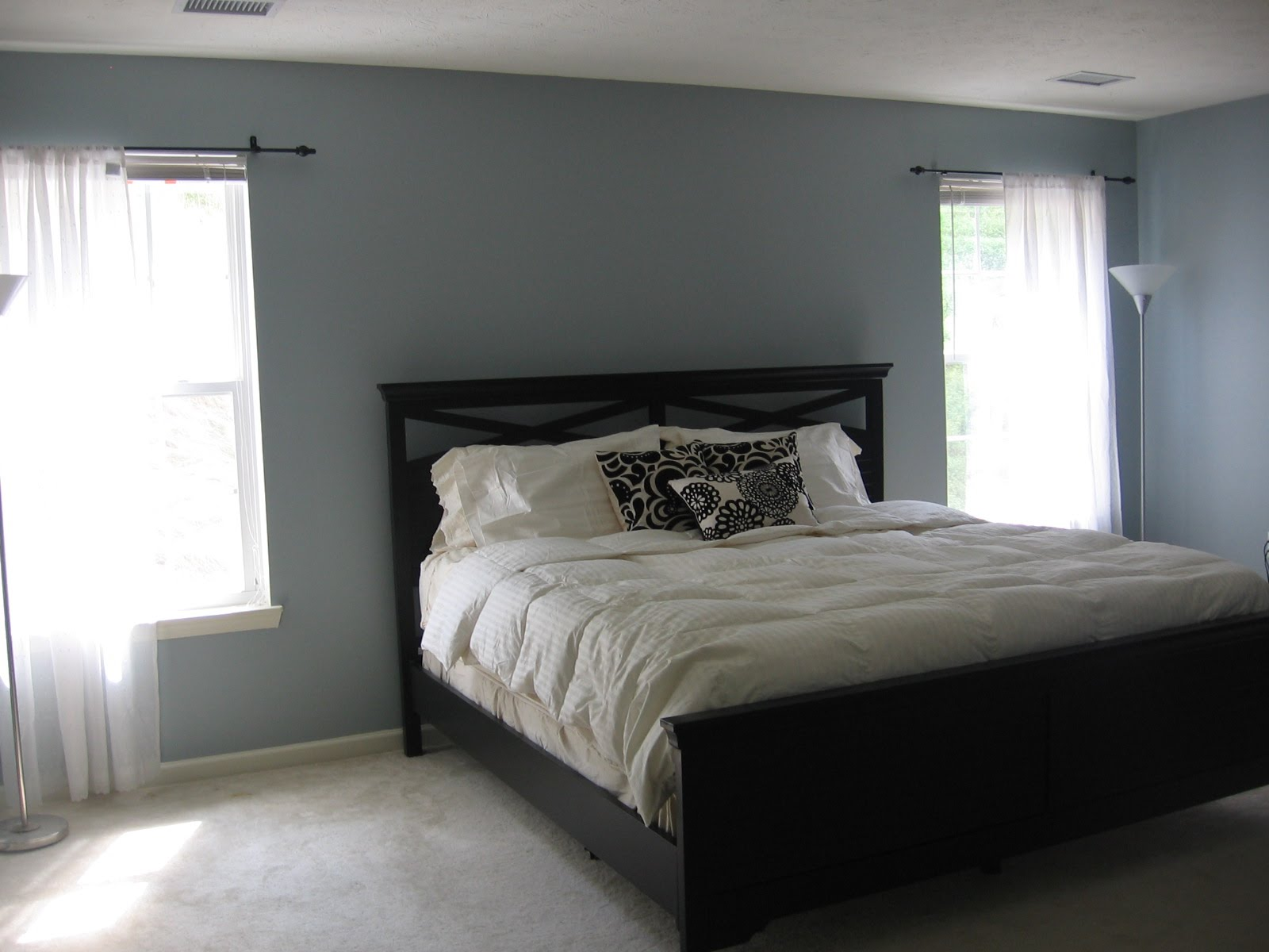 Gray Paint Colors For Bedrooms HomesFeed