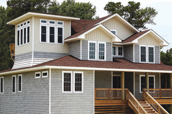 3 Favorite Modern Siding Options - HomesFeed on Modern House Siding  id=73113