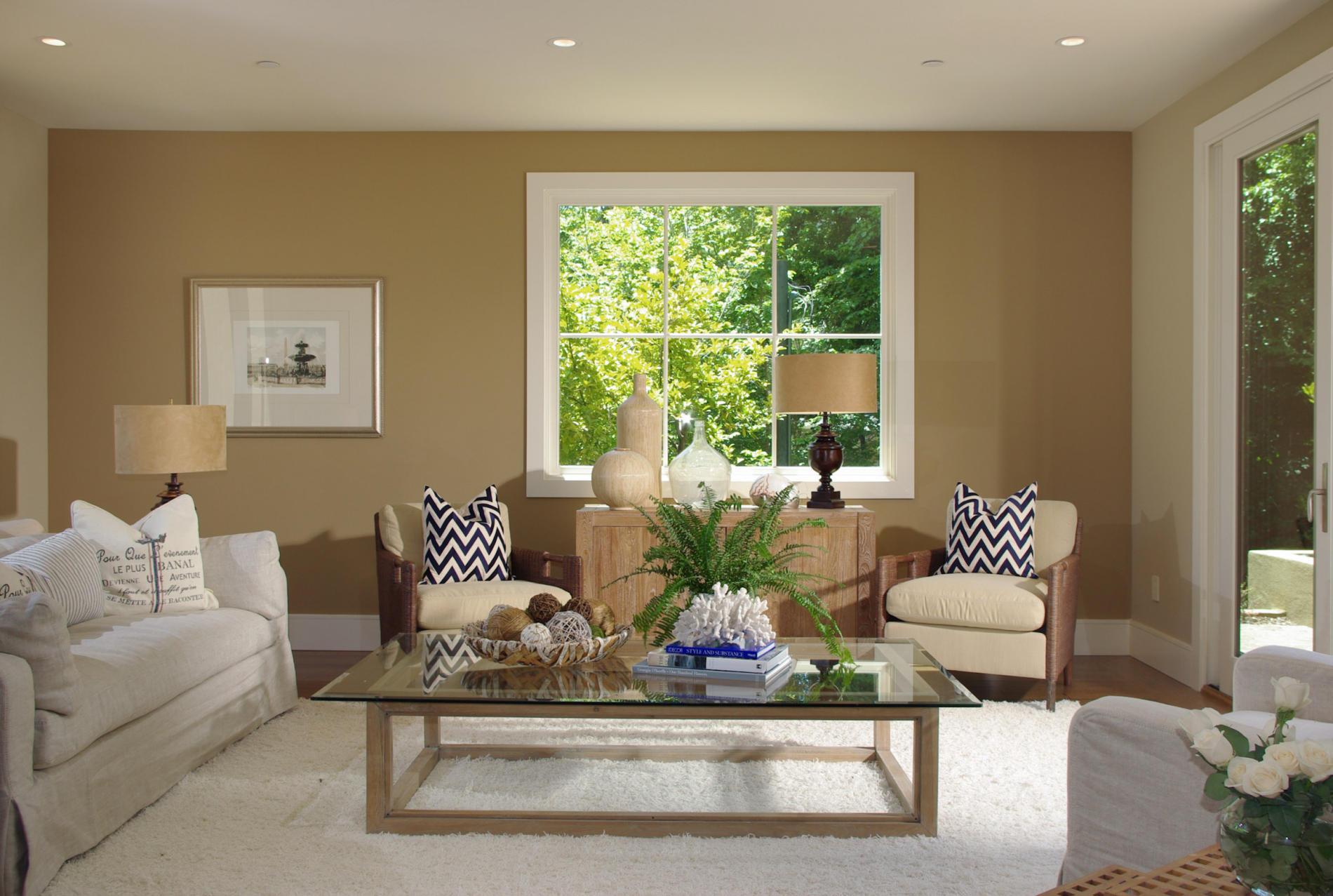 Warm Paint Colors Living Room Homesfeed