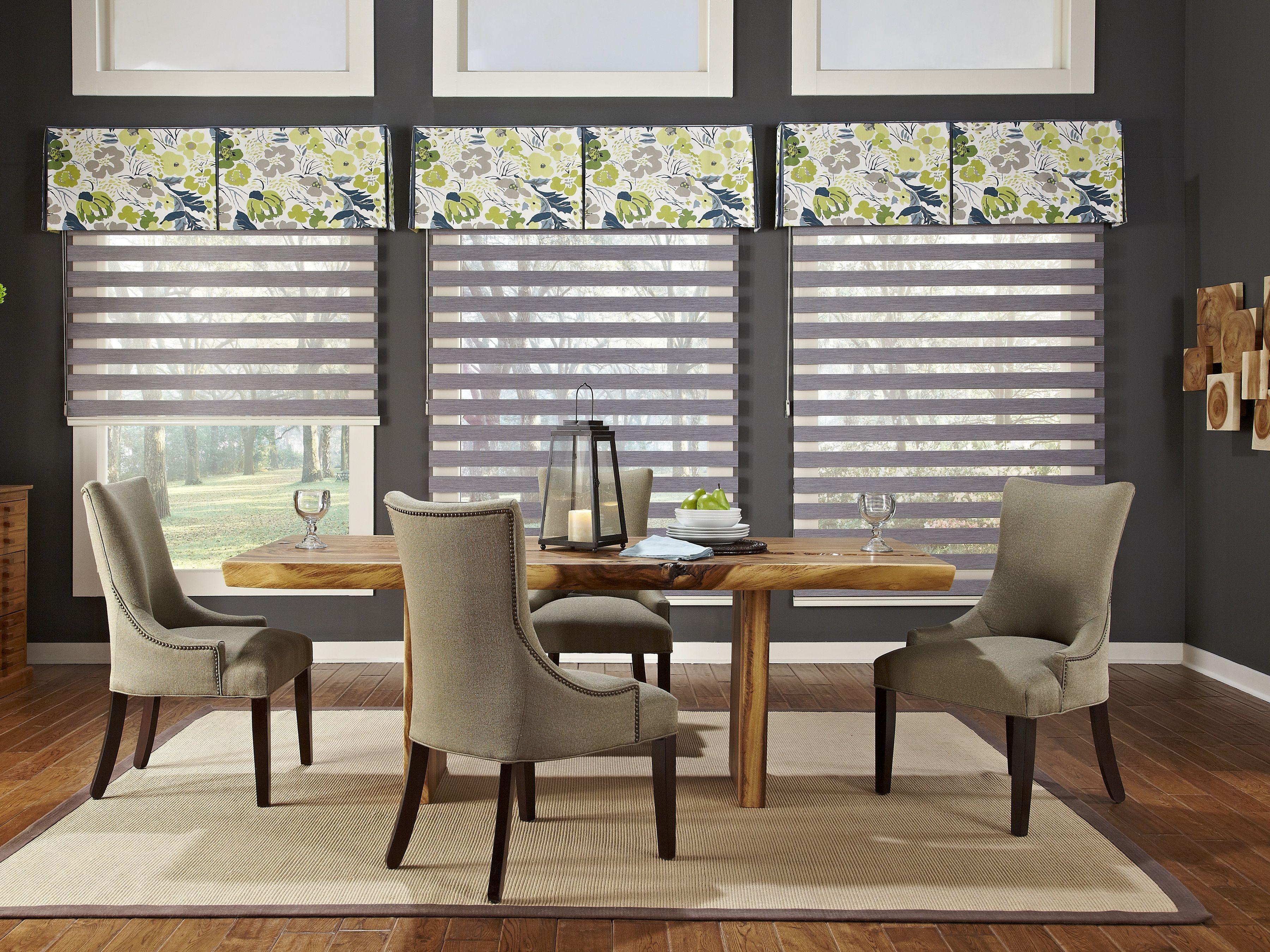 Window Treatments for Dining Room Ideas - HomesFeed on Dining Room Curtains Ideas  id=14670