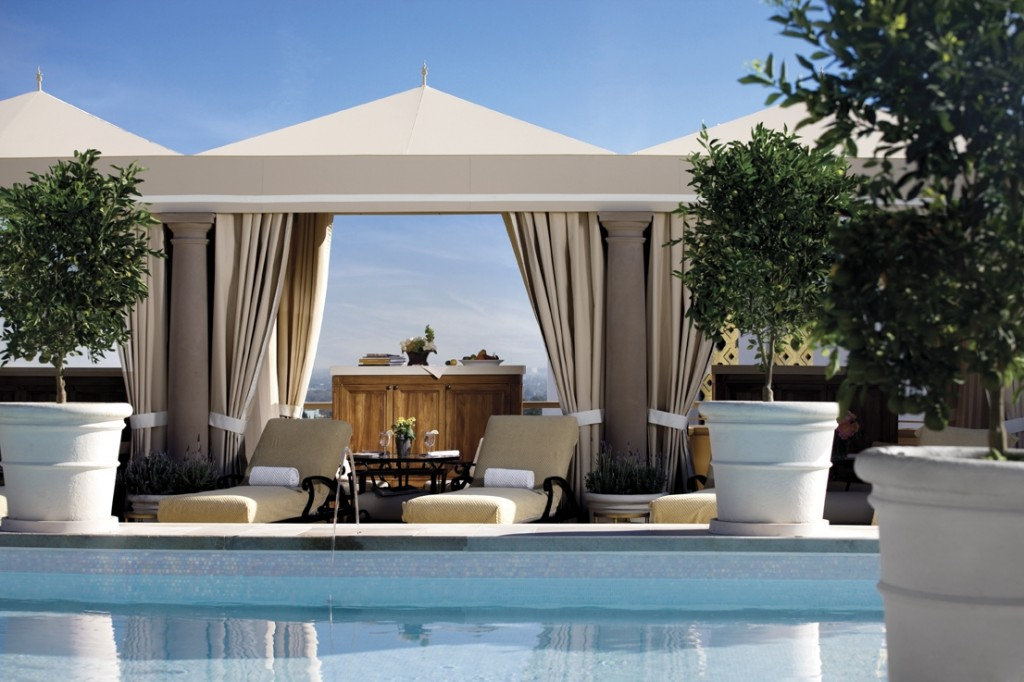Pool Cabana Plans That Are Perfect for Relaxing and ... on Small Pool Cabana Ideas id=44284