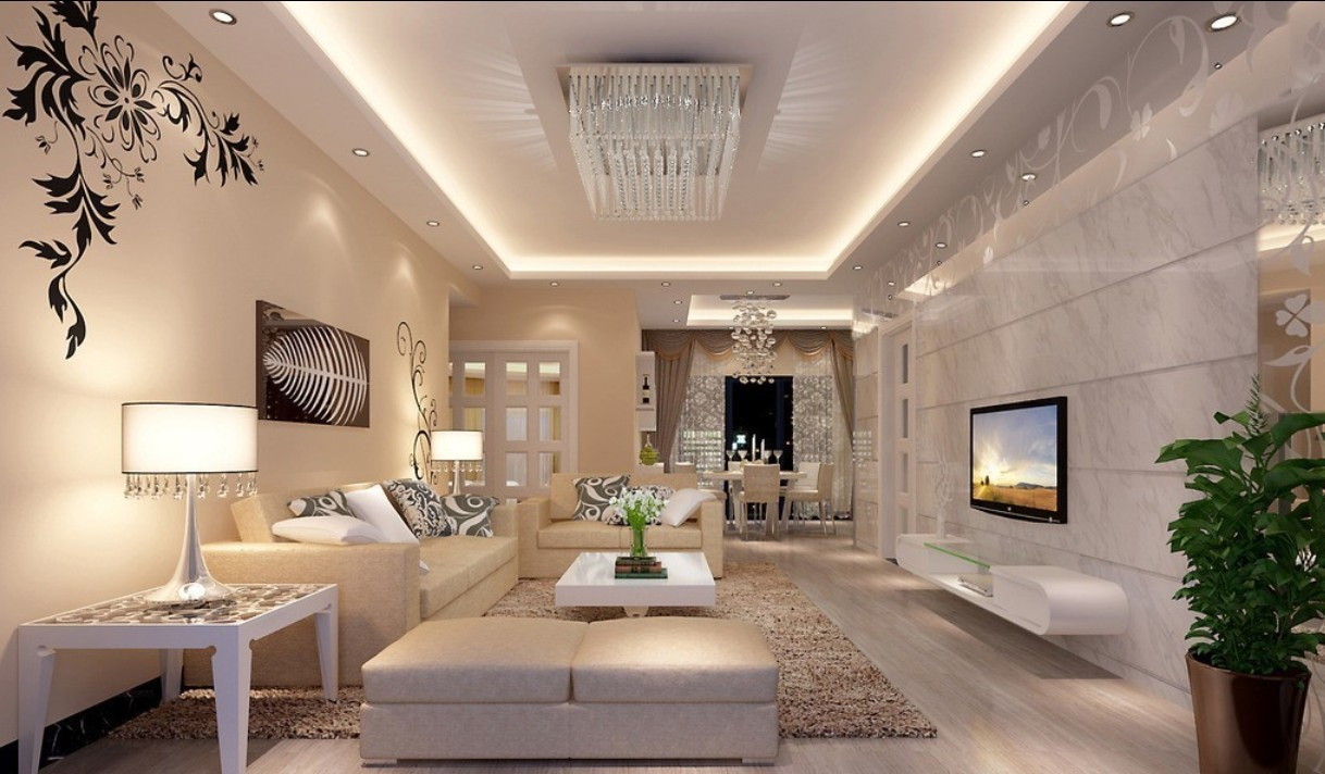 Luxury Designs For Living Room - HomesFeed on Room Decore  id=59681