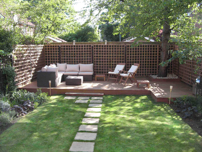 Home and Garden Design Ideas | HomesFeed on Home Backyard Ideas  id=91463