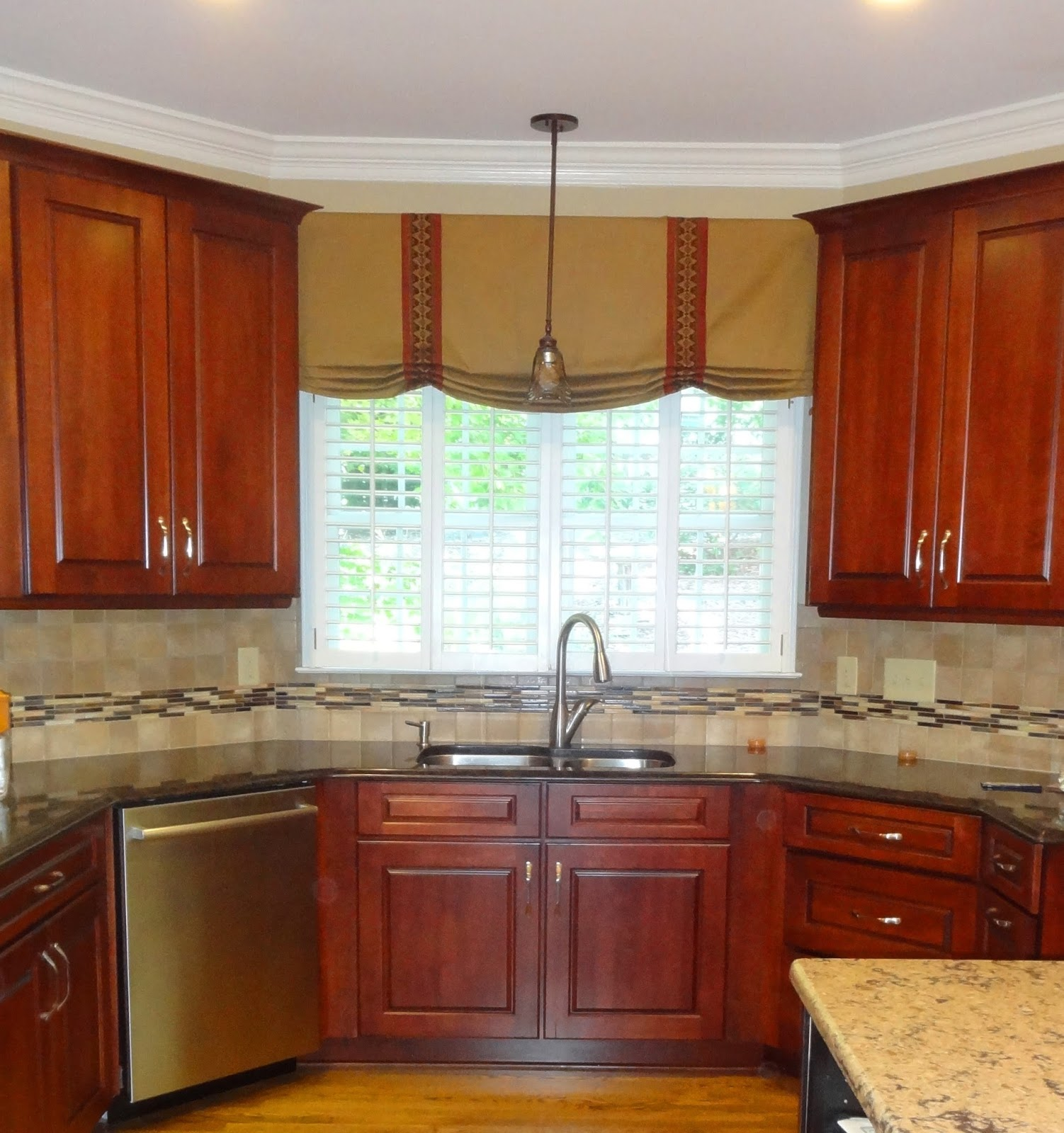 Window Treatments For Kitchen Ideas