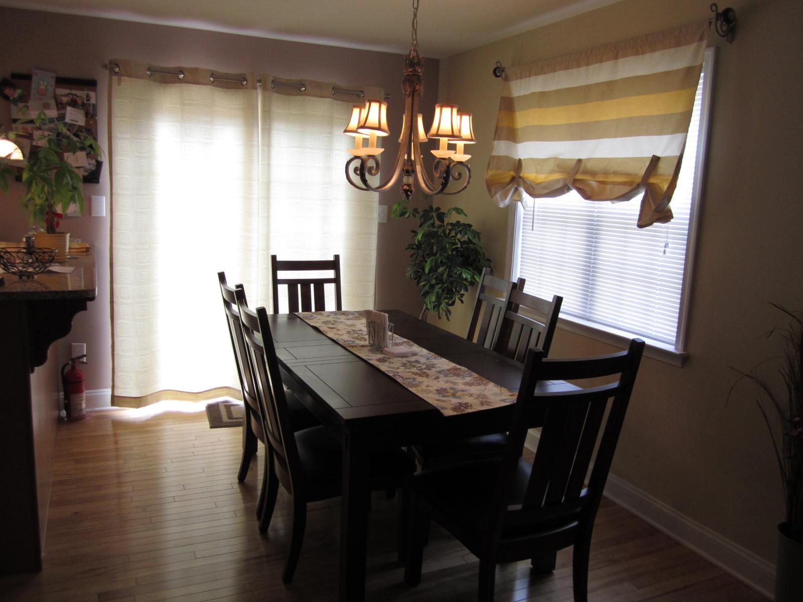 Curtains For Doorways Ideas - HomesFeed on Dining Room Curtains Ideas  id=66902