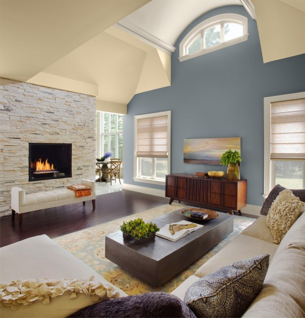 Painting Living Room With Vaulted Ceilings | Centerfieldbar.com