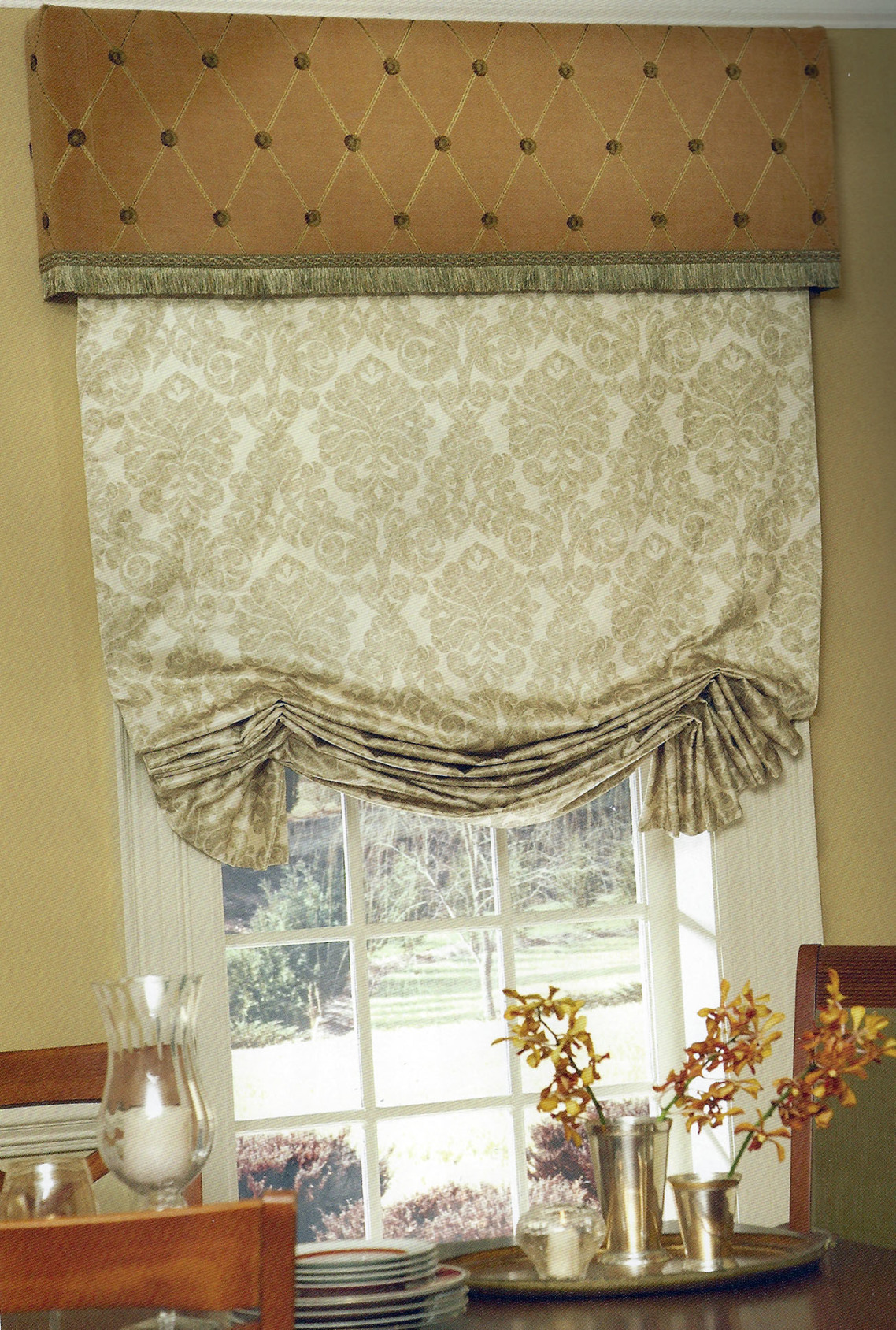 Window Treatments For Kitchen Ideas