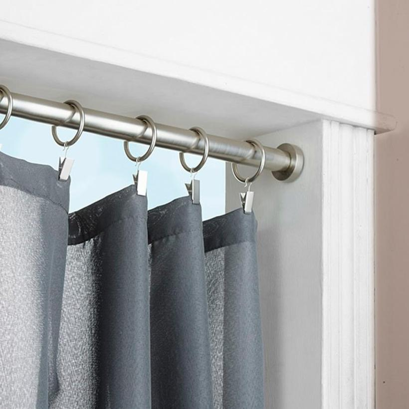 spring loaded shower curtain rail | www.redglobalmx.org