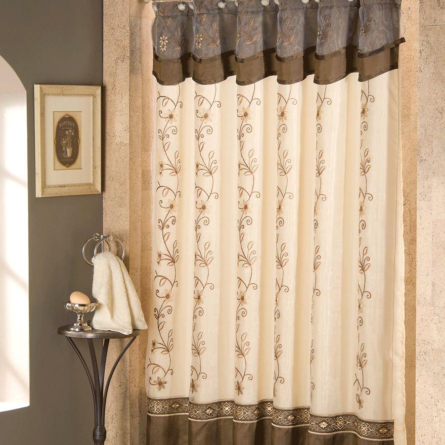 Bathtub Shower Curtain Rod