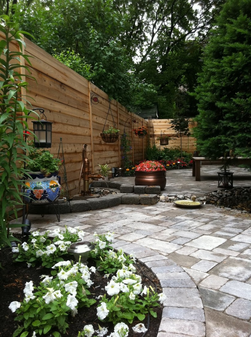 Backyard Patio Design - Nice Review - HomesFeed on Nice Backyard Landscaping Ideas id=34977