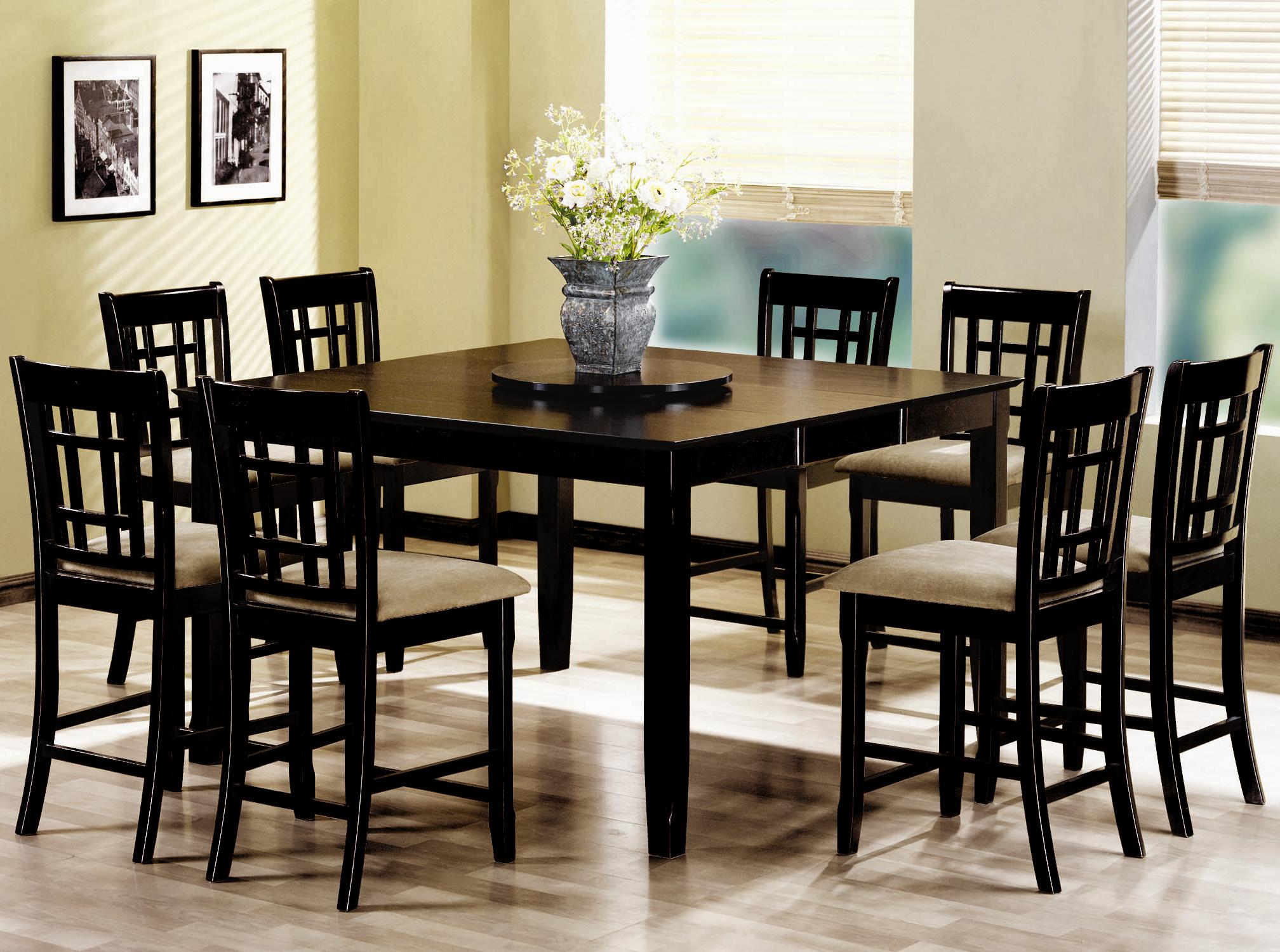 High Kitchen Table Sets