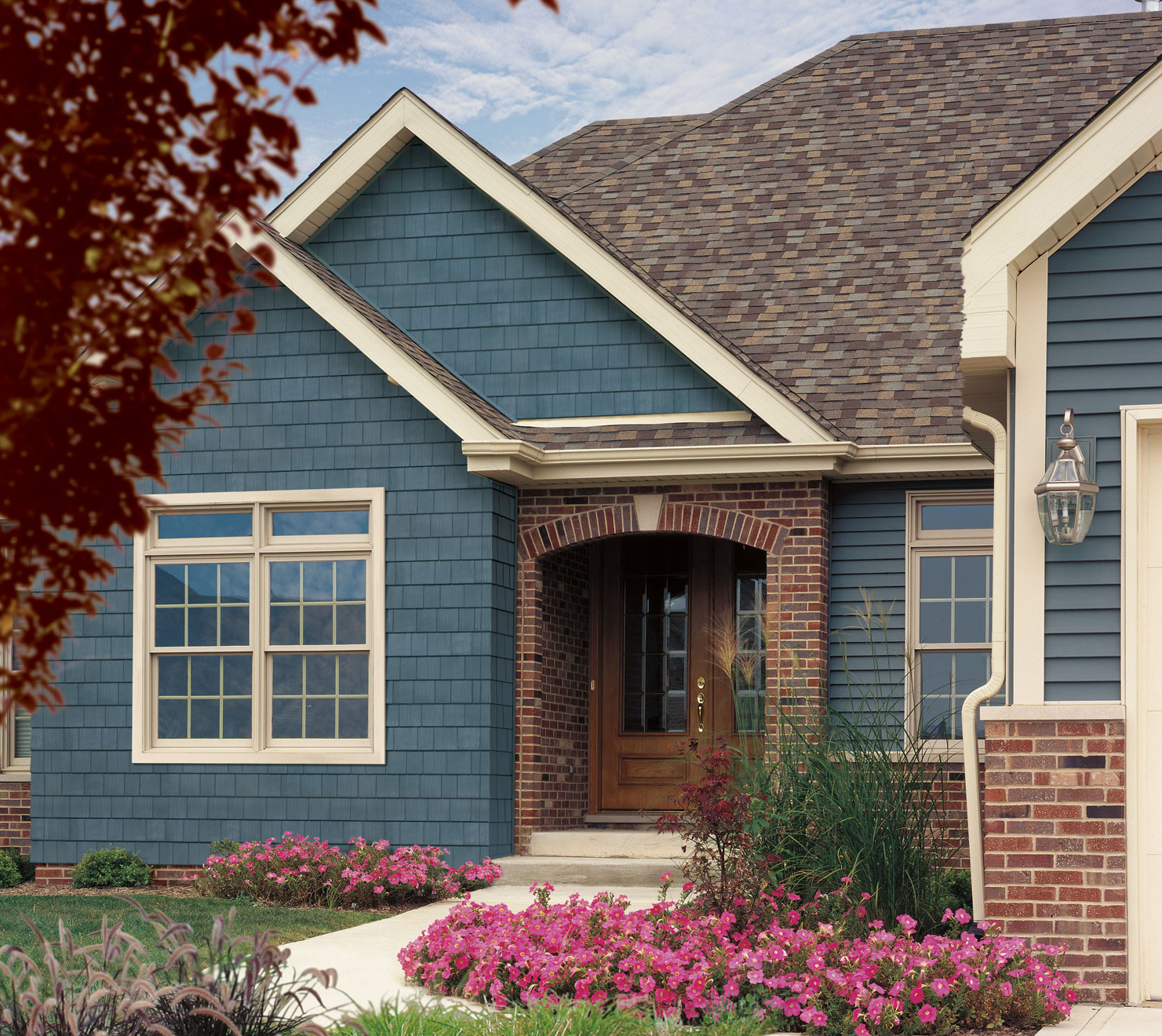 Siding Options for Homes - HomesFeed on Siding Ideas  id=95740