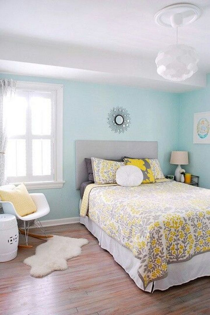 Best Blue Paint Colors For Bedrooms