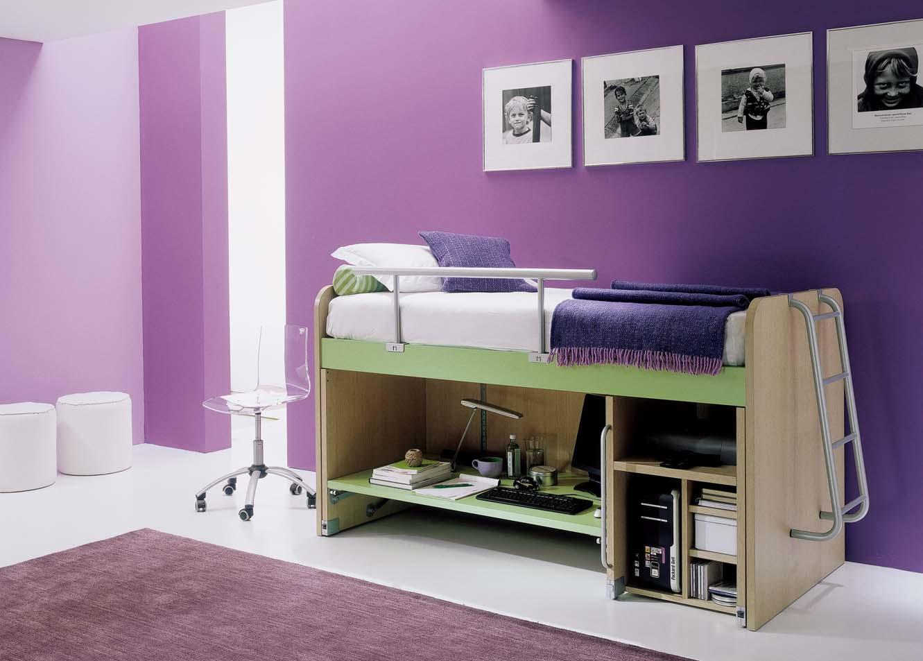 Bedroom Color Ideas - the Nuance of Choosing Tone - HomesFeed on Beige Teen Bedroom  id=78845