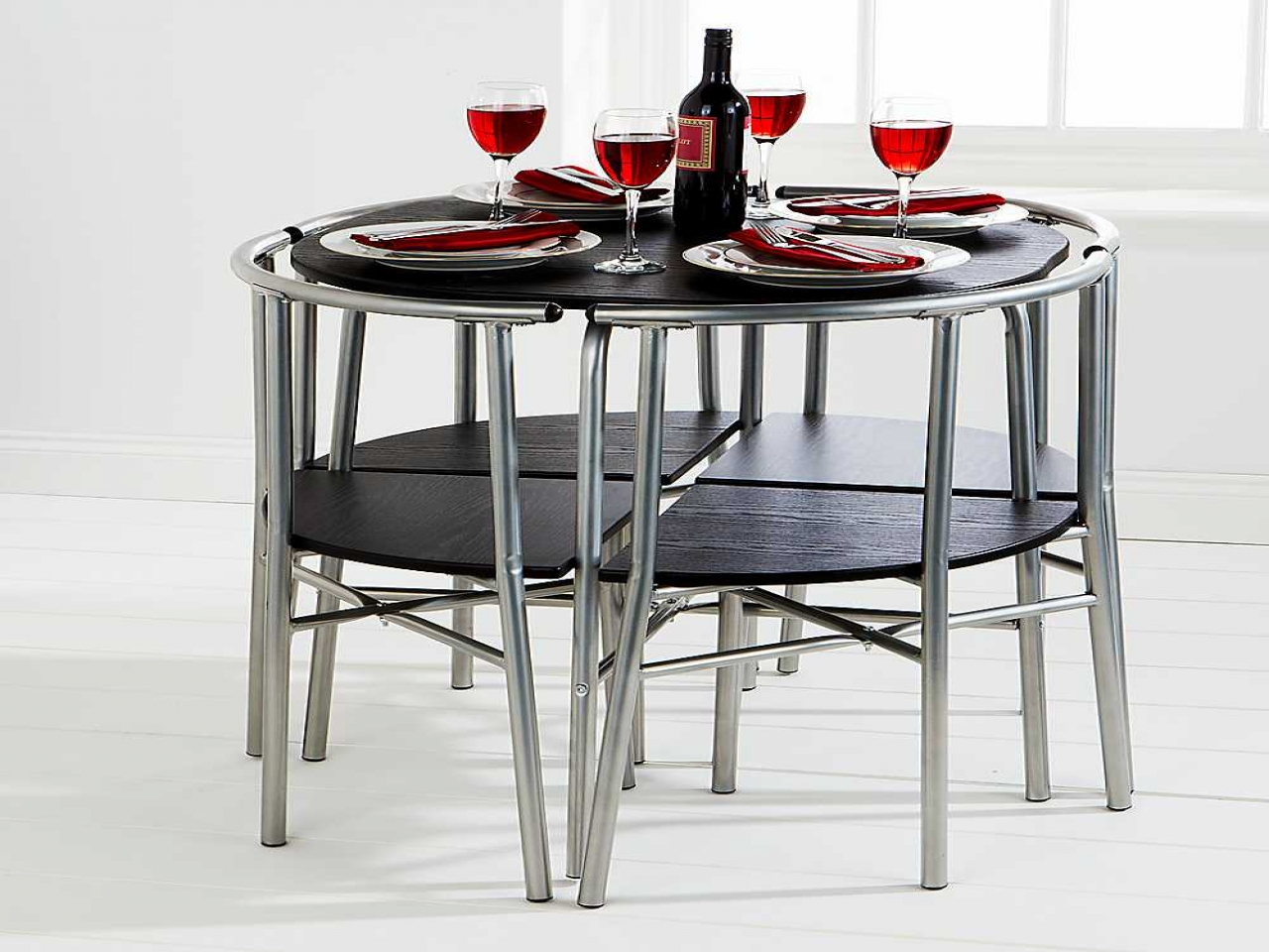 Space Saver Dining Table Home Decor