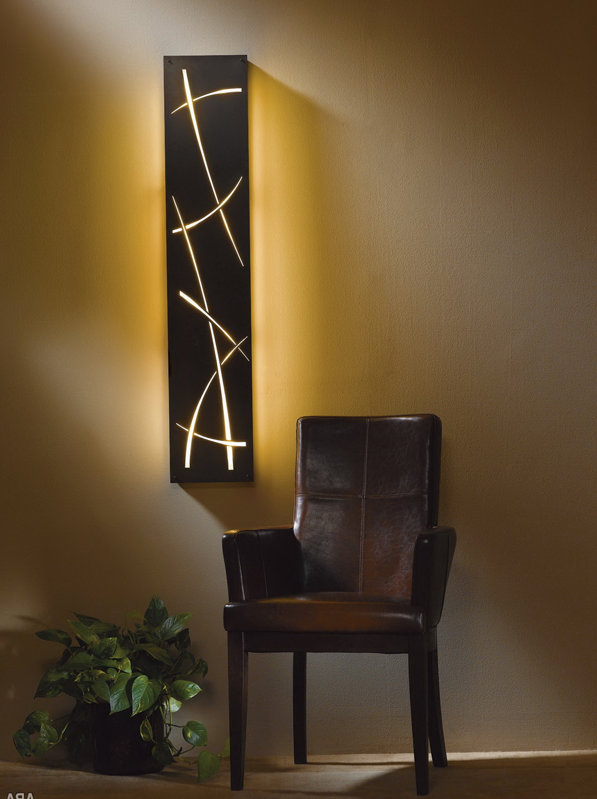 Battery Operated Sconce - HomesFeed on Led Interior Wall Sconces id=84007