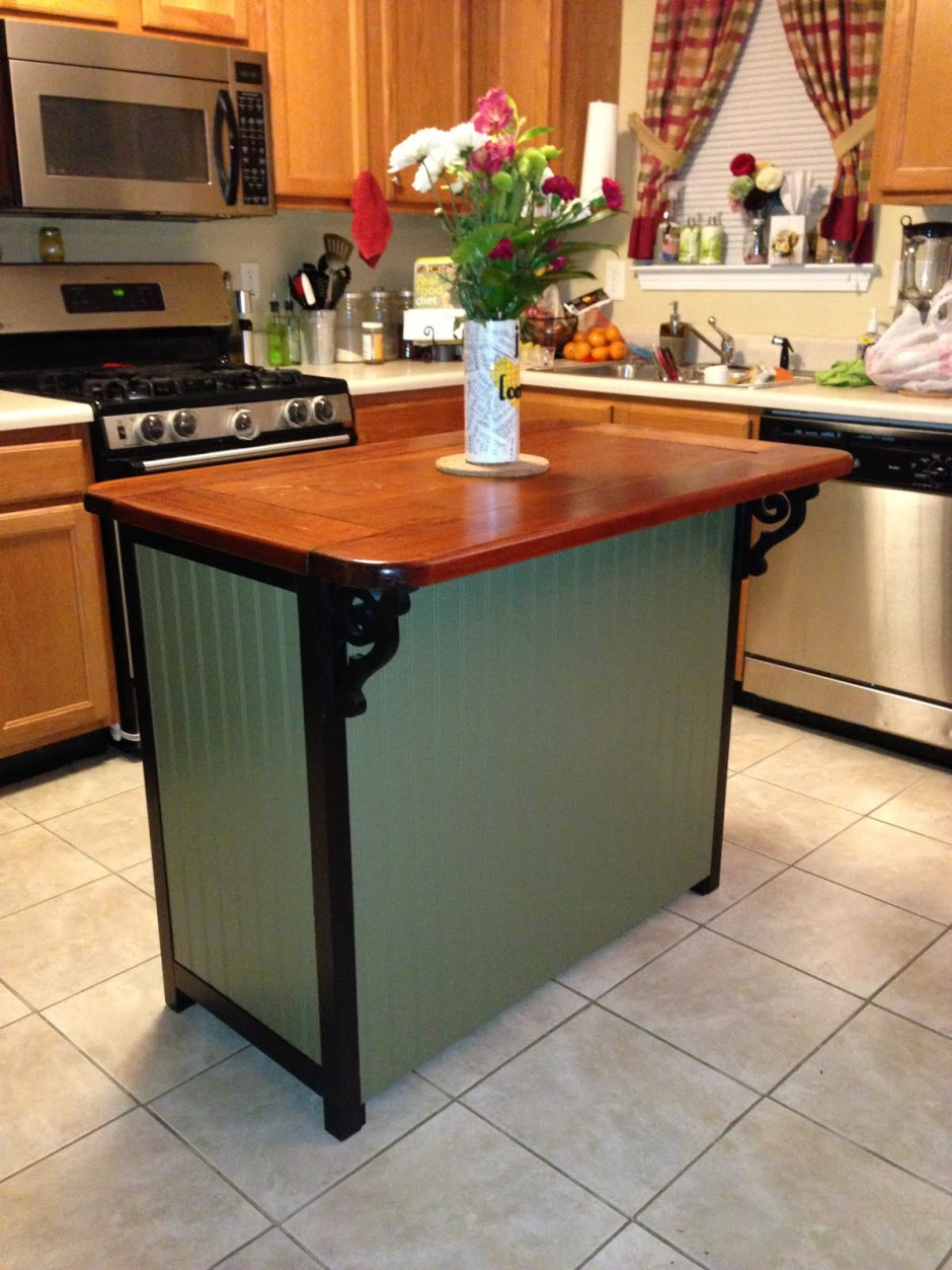 Best Small Kitchen Design with Island for Perfect ... on Best Small Kitchens  id=86401