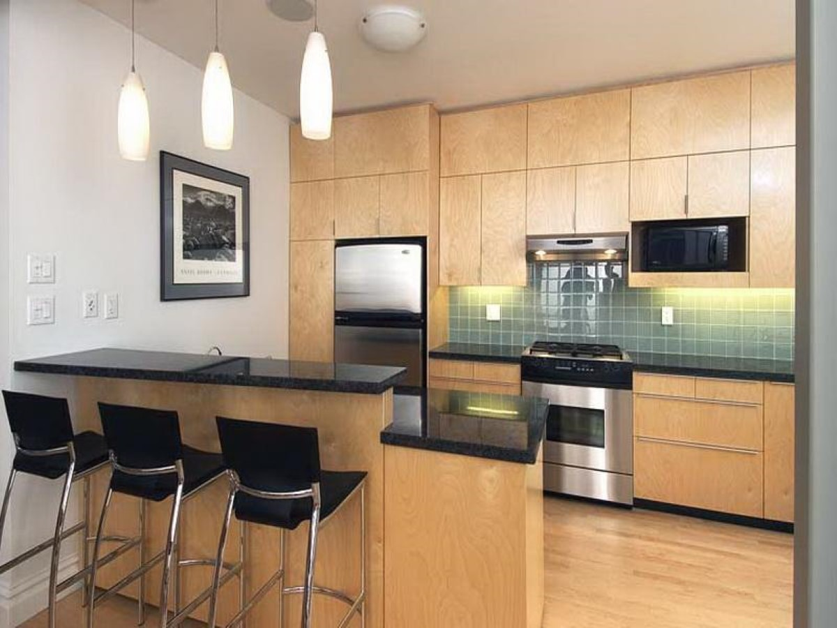 To Strive With Open Kitchen Design Photo Gallery