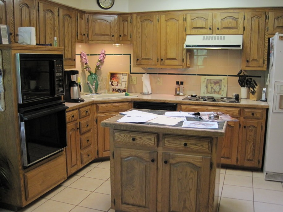 Best Small Kitchen Design with Island for Perfect ... on Best Small Kitchens  id=26706