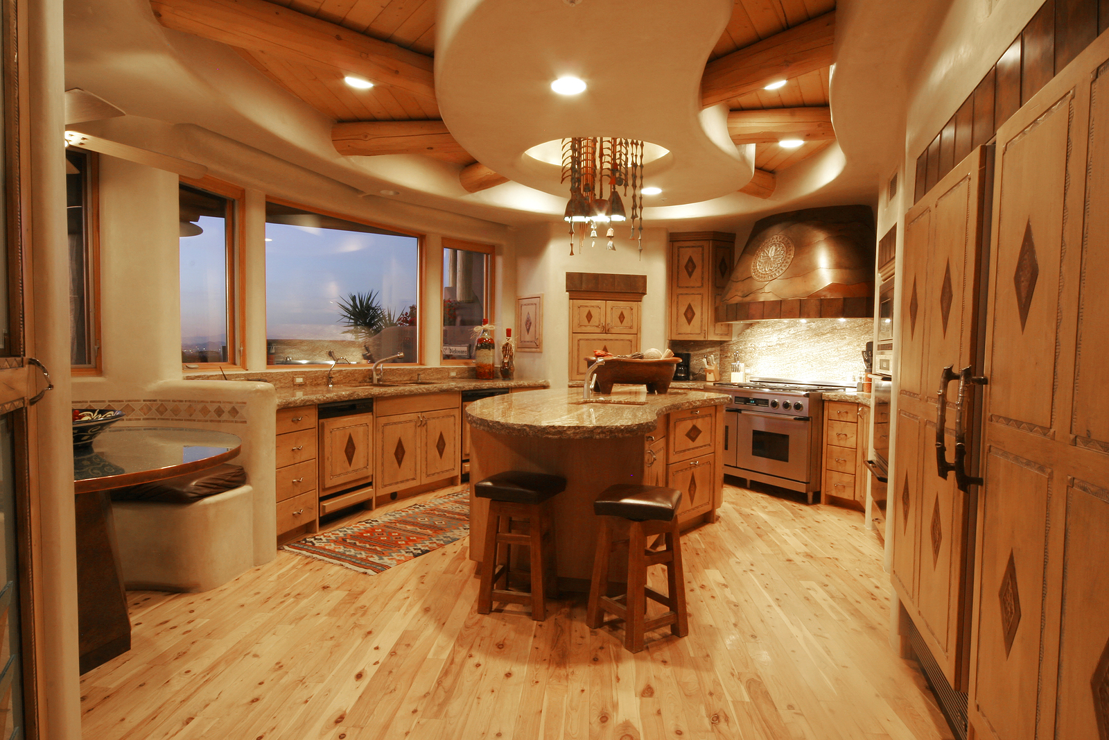 Best Small Kitchen Design with Island for Perfect ... on Best Small Kitchens  id=30318