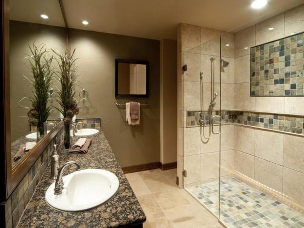 elegant shower ideas for master bathroom | homesfeed