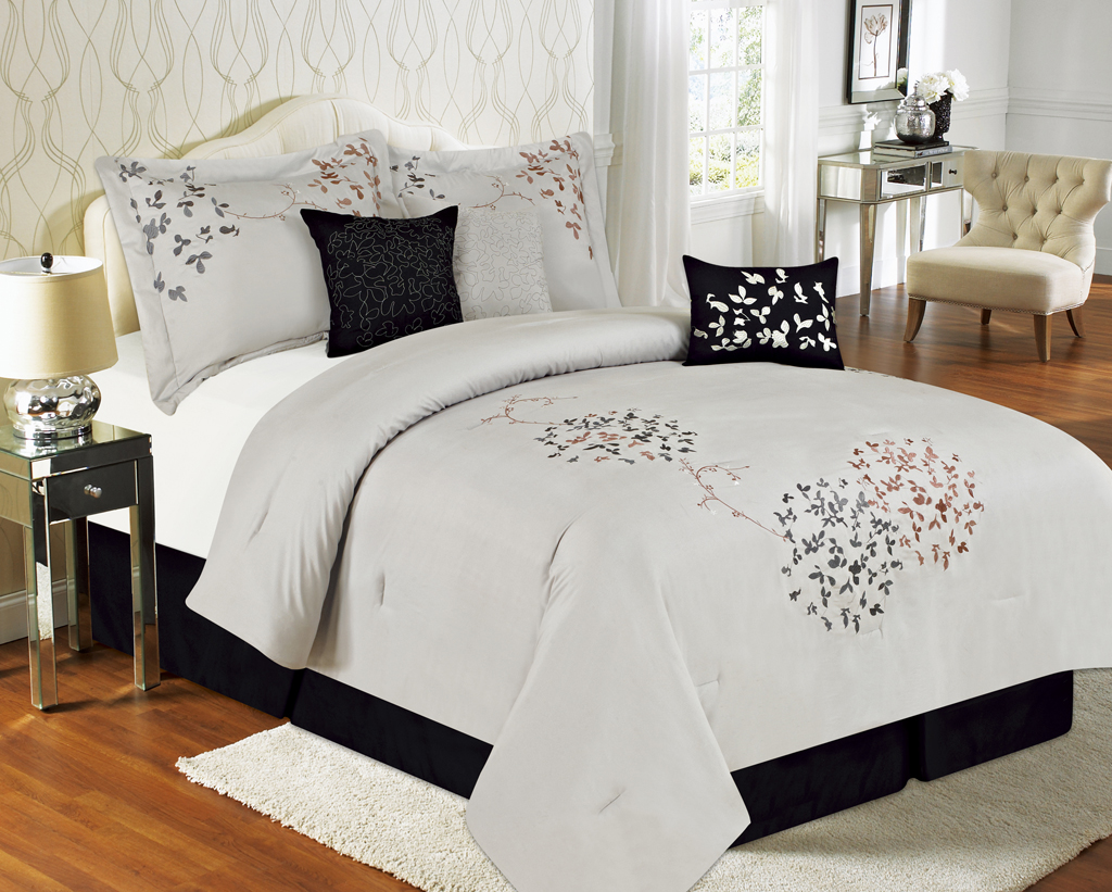 Have Perfect California King Bed Comforter Set In Your
