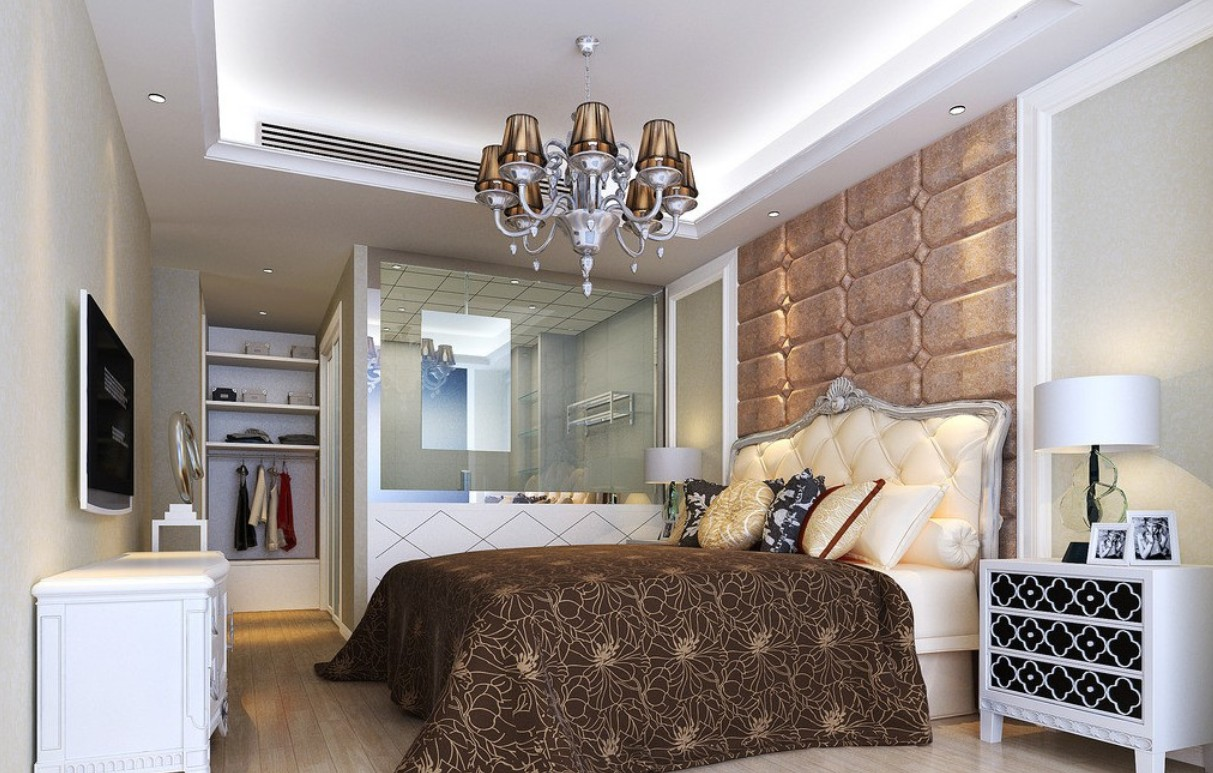 The Best Way of Decorating Master Bedroom with Walk in ... on Best Master Bedroom Designs  id=22953