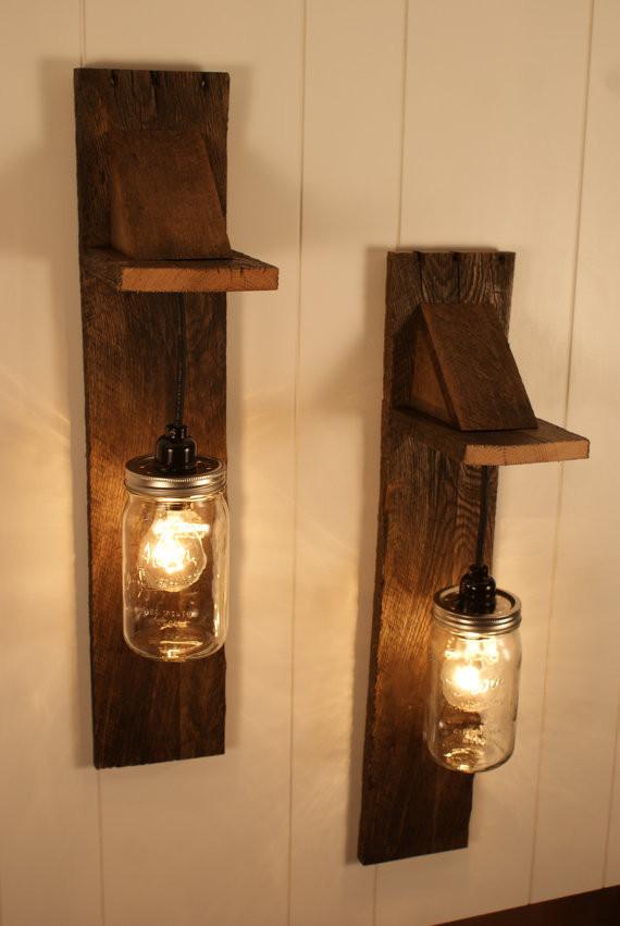 Wooden Light Fixtures That Will Brighten Your Room