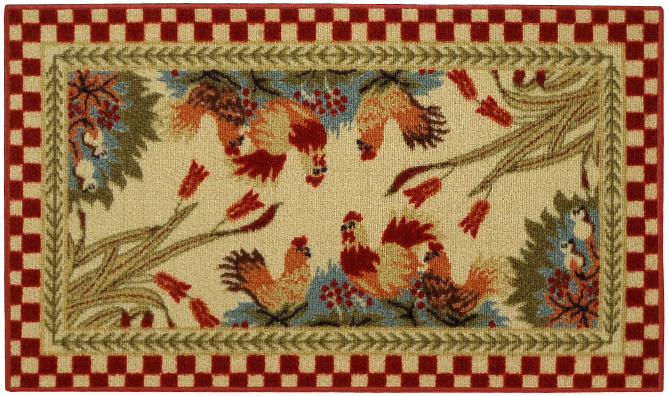 Chicken Kitchen Decor Nice Design 4moltqacom Country Rooster