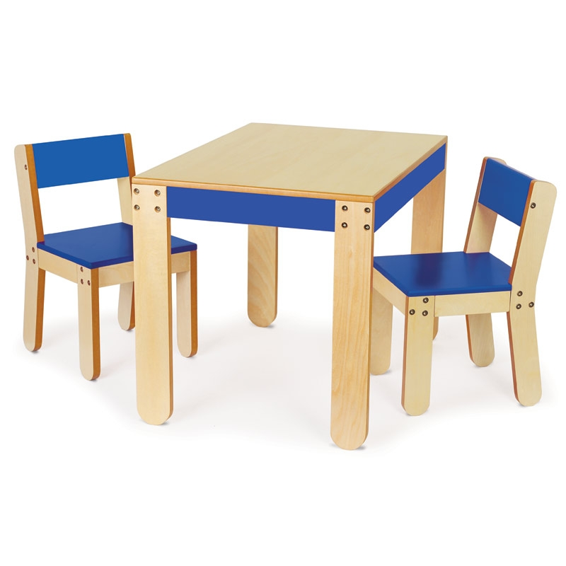 table and chair set for toddlers homesfeed on Kids Round Table And Chairs id=99353