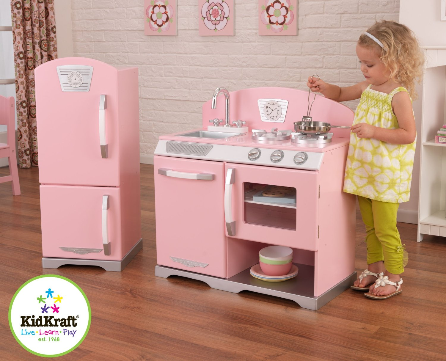 Play Kitchen Set For Girls wooden play kitchen sets. a simple hearth childs wood. wooden play