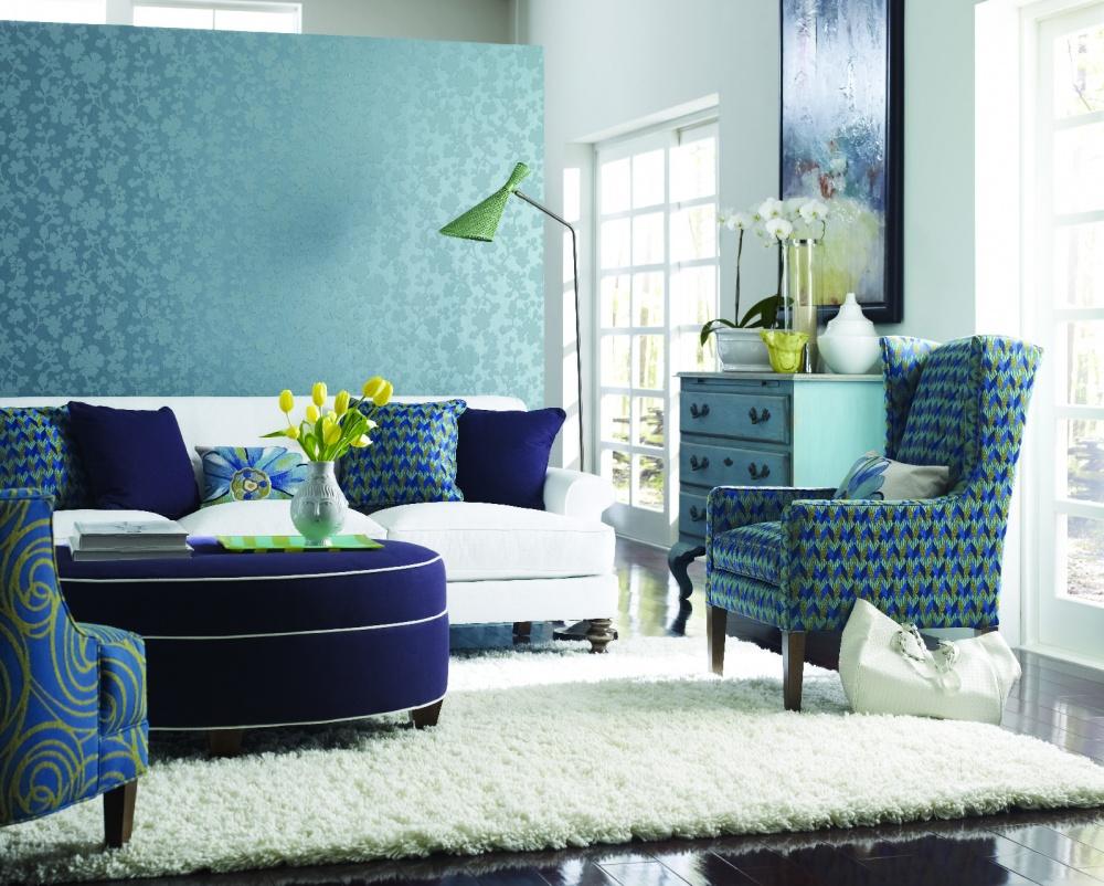 Beautiful Teal Living Room Decor - HomesFeed on Beautiful Room Decoration  id=54446