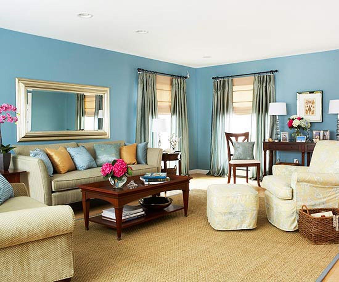Beautiful Teal Living Room Decor - HomesFeed on Living Room Decor  id=25829