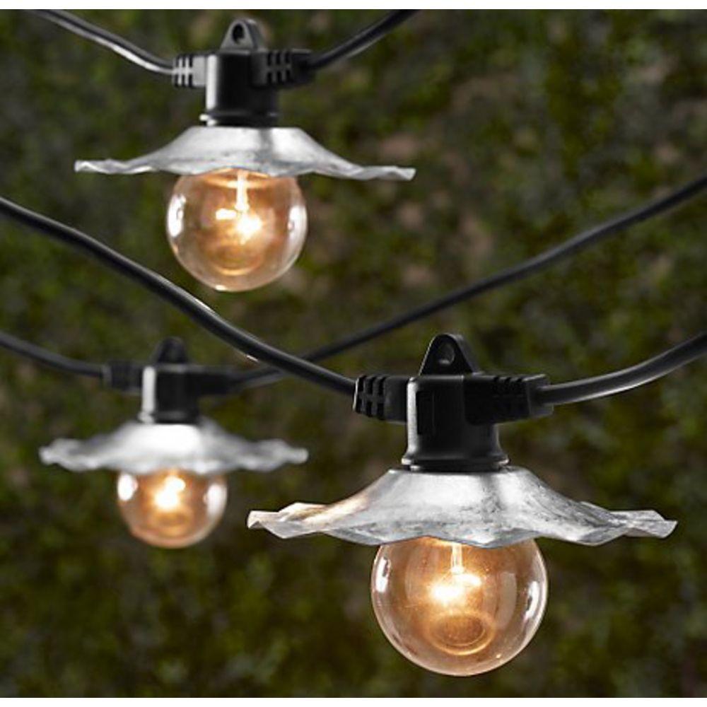 Vintage Outdoor String Lights Ideas - HomesFeed on Backyard String Light Designs id=84355