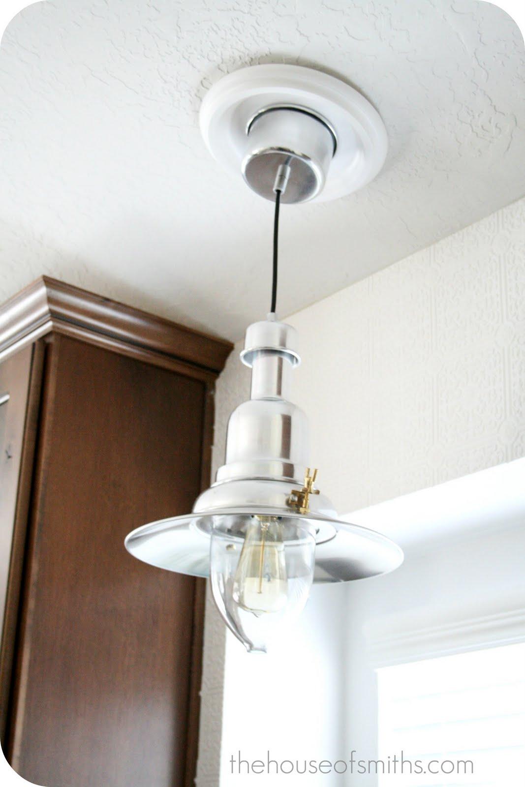 Good Convert Recessed Light To Pendant HomesFeed